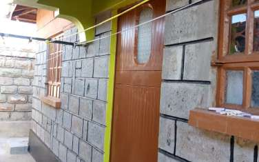 3 bedroom house for sale in Machakos Town