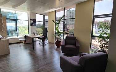 Furnished  office for sale in Parklands