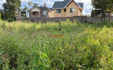 500 m² land for sale in Kikuyu Town
