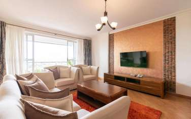 Furnished 1 bedroom apartment for rent in Kiambu Road