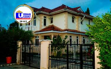 Furnished 4 bedroom house for rent in Mtwapa