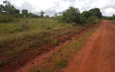 1 ac residential land for sale in the rest of Kwale