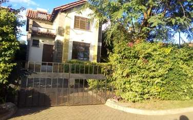 3 bedroom house for rent in Syokimau