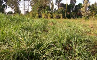 5000 ft² residential land for sale in Ting'ang'a