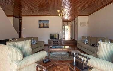 4 bedroom villa for rent in Loresho