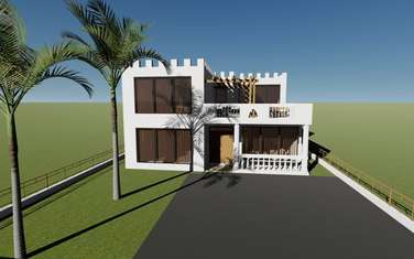 465 m² land for sale in Diani