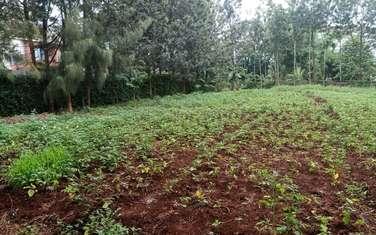 Land for sale in Kamiti
