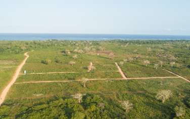 0.125 ac land for sale in Diani