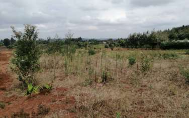 1000m² residential land for sale in Kikuyu Town