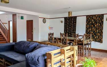 Furnished 4 bedroom apartment for rent in Lower Kabete