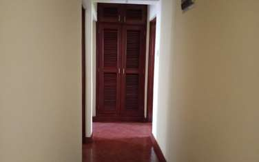 Furnished 2 bedroom apartment for rent in Rhapta Road