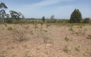 Land for sale in Nanyuki