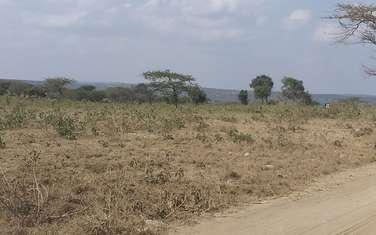 Land for sale in Kajiado Town