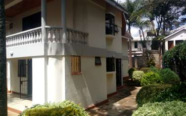 4 bedroom townhouse for rent in Westlands Area