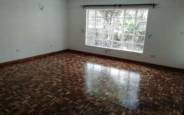 5 bedroom house for rent in Kilimani