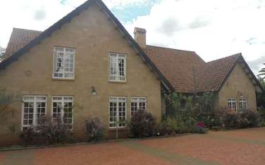 Furnished 3 bedroom villa for rent in Runda