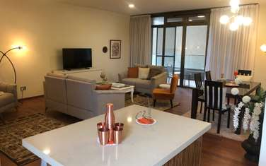 Furnished 3 bedroom apartment for rent in Old Muthaiga