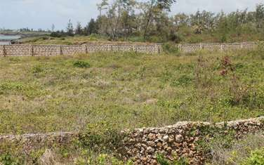 4856 m² residential land for sale in Mnarani