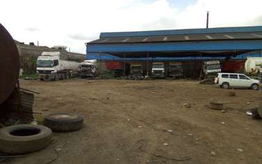 1.3 ac commercial land for sale in Industrial Area