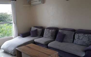 Furnished 1 bedroom apartment for rent in Nyali Area
