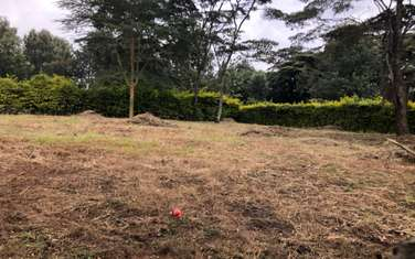 0.5 ac land for sale in Karen