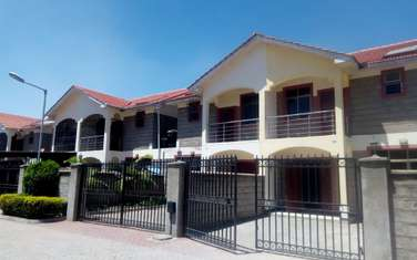 4 bedroom townhouse for rent in Athi River Area