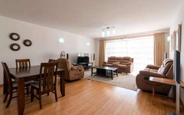 furnished 3 bedroom apartment for rent in Thika Road