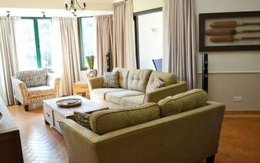 Furnished 3 bedroom house for rent in Kyuna
