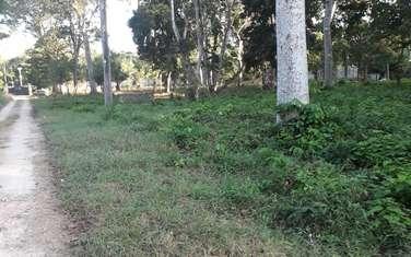 1012 m² land for sale in Ukunda