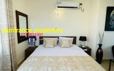 Furnished 45 m² bedsitter for rent in Shanzu