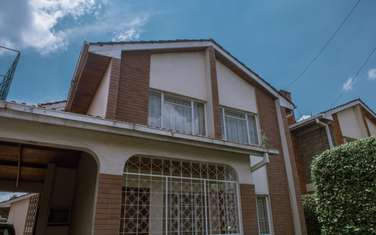 furnished 4 bedroom townhouse for sale in Lavington