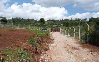450 m² residential land for sale in Limuru Area