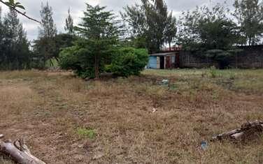 0.25 ac residential land for sale in Utawala