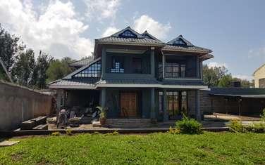 Furnished 5 bedroom house for sale in Nakuru Town East
