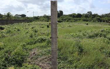 14520 ft² land for sale in Nyali Area