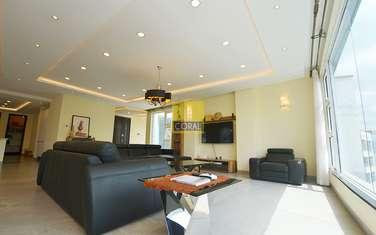 Furnished 4 bedroom apartment for rent in General Mathenge