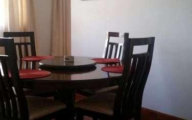 Furnished 3 bedroom apartment for rent in Dennis Pritt