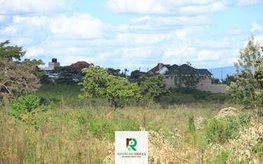 450 m² residential land for sale in Ruiru