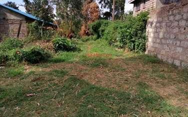 1000 m² residential land for sale in Gikambura