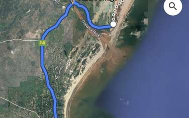 0.5 ac land for sale in Malindi Town