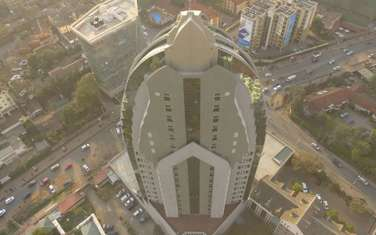 348 m² commercial property for rent in Kilimani