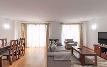 Furnished 4 bedroom townhouse for rent in Thika Road