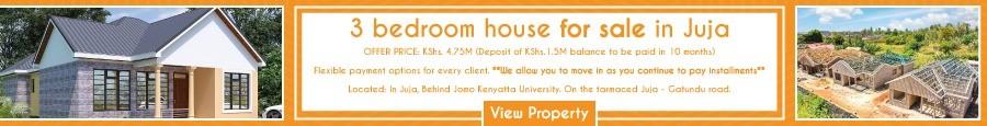 Juja House - Sharp Investments