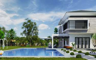 6 bedroom Villa for sale in District Luong Son