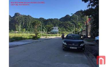 90 m2 land for sale in Cam Pha