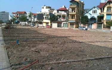 85 m2 land for sale in District Binh Chanh