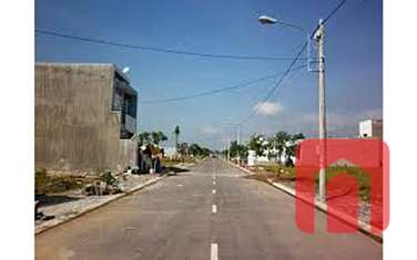 100 m2 residential land for sale in District Ben Cat