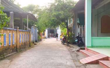83 m2 residential land for sale in District Ngu Hanh Son