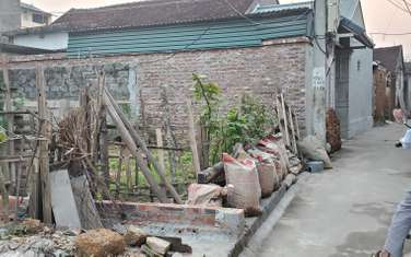 45.1 m2 residential land for sale in District Quoc Oai