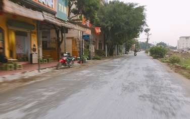45 m2 residential land for sale in District Thuong Tin
